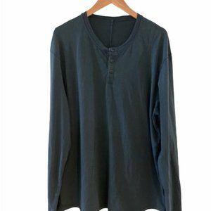 LULULEMON 5 Year Basic Long Sleeve Henley top